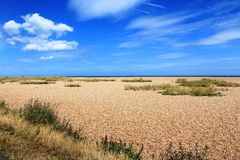 Beautiful Kent coast view United Kingdom Stock Image