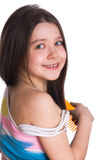 Beautiful kid Royalty Free Stock Photography