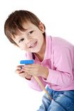 Beautiful kid smiling Royalty Free Stock Photo