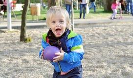 Beautiful kid Stock Photography