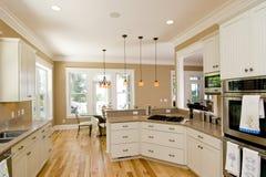 Beautiful kitchen Royalty Free Stock Photography