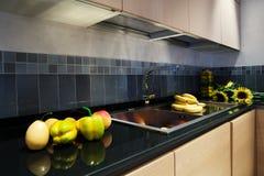beautiful kitchen Στοκ Εικόνα