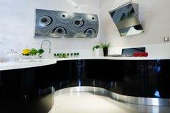 beautiful kitchen Στοκ φωτογραφία με δικαίωμα ελεύθερης χρήσης