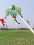 Beautiful kites in a kite festival. Aladdin Stock Images