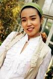 Beautiful Korean girl Royalty Free Stock Photo