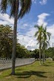 Beautiful Kota Kinabalu stock image