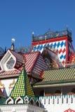 Beautiful kremlin in Izmailovo Royalty Free Stock Image