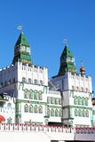 Beautiful kremlin in Izmailovo Royalty Free Stock Images