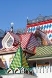 Beautiful kremlin in Izmailovo Stock Image