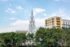 La Ermita Church Stock Image