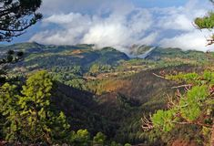 Beautiful La Palma Stock Photo