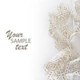 Beautiful lace Royalty Free Stock Photo