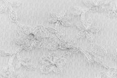 Beautiful lace Royalty Free Stock Photos