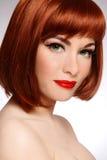 Beautiful lady Royalty Free Stock Photos