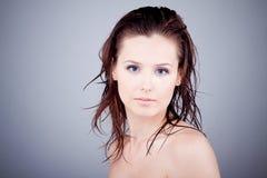 Beautiful lady. Stock Photography
