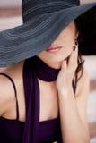 Beautiful lady Stock Images