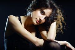 Beautiful lady Royalty Free Stock Image