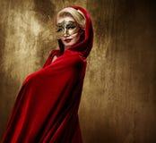 Beautiful lady Stock Photo