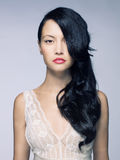Beautiful lady Royalty Free Stock Photography