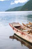 Beautiful Lake. China Lijiang, the beautiful lake Stock Image