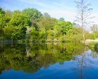 Beautiful Lake Royalty Free Stock Photos