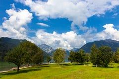 Beautiful lake of  Achensee Royalty Free Stock Image