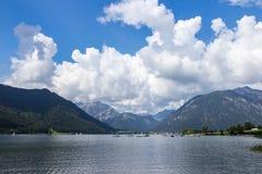 Beautiful lake of  Achensee Royalty Free Stock Photos