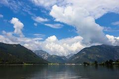 Beautiful lake of  Achensee Stock Photo