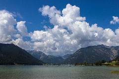 Beautiful lake of  Achensee Royalty Free Stock Photography