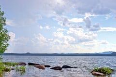 Beautiful lake Royalty Free Stock Image