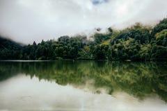 Beautiful Lake Landscape Royalty Free Stock Photo