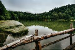 Beautiful Lake Landscape Stock Images