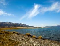 The beautiful lake Stock Image