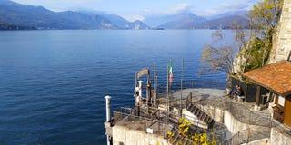 Lago Maggiore, Italy royalty free stock photography