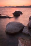 Beautiful Lake Tahoe California Royalty Free Stock Photos