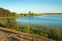 Beautiful lake view Royalty Free Stock Images