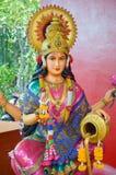 Beautiful Lakshmi statue. In Saman temple, Thailand Royalty Free Stock Images