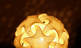 Beautiful lamp Royalty Free Stock Photos