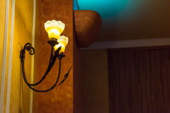Beautiful lamp Royalty Free Stock Images