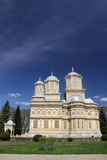 Beautiful landmark: Curtea de Arges Cathedral Royalty Free Stock Images