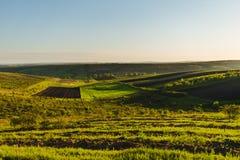 Beautiful lands Stock Photos