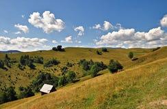 A beautiful landscape. Stock Photos