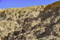 Beautiful landscape around Badwater Basin Stock Images