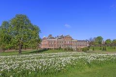 Beautiful landscape around Hyde Park. London, United Kingdom Stock Photos