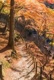 Beautiful landscape in autumn at Korankei, Japan. Beautiful landscape in autumn at Korankei, Toyota, Japan royalty free stock image