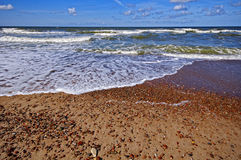 Beautiful landscape,baltic see. Stock Images