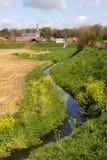 Beautiful landscape in Belgium, Sint-Truiden, Bevingen Stock Images