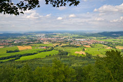 Beautiful landscape in the Black Forest Royalty Free Stock Photography