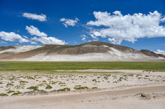 Beautiful, Landscape of Bolivia Stock Images
