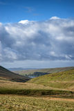 Beautiful landscape of Brecon Beacons National Park Stock Photos